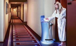 Robots ready to conquer the hospitality industry