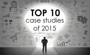 Top 10 case studies of 2015