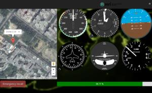 Drone swarm navigation management: meet the Uber of drones