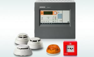 Siemens Building Tech launches fire safety for smaller applications