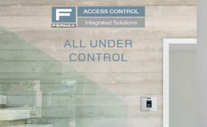 Fermax expands access access control range with new product line
