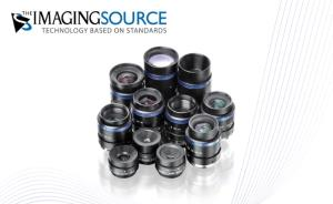 The Imaging Source releases high-quality 5 MP lenses
