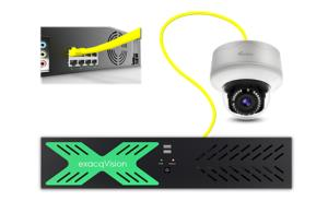 Tyco introduces video recorder with integrated PoE+ camera ports