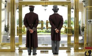 How can hotels step up security?