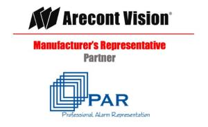 Arecont Vision names PAR Products as Manufacturer's Representatives for TOLA region