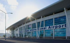VDG Security protects Princess Juliana International Airport