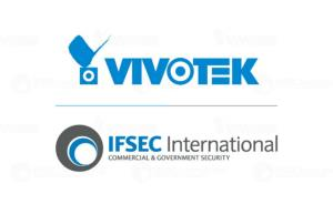 See more in smarter ways with VIVOTEK's smart surveillance solutions at IFSEC 2017