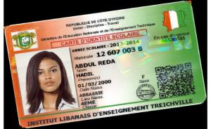 Evolis provides secure ID for students in Ivory Coast