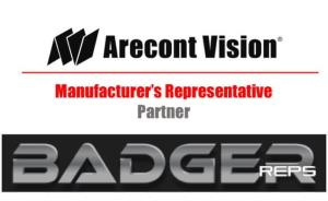 Arecont Vision welcomes Badger Reps as manufacturer's representatives