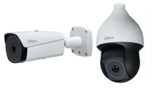 Dahua smart thermal cameras integrated with Milestone XProtect VMS