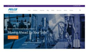 Pelco launches security insights website