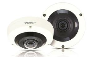 Hanwha Techwin launches 6-megapixel sensor fisheye camera