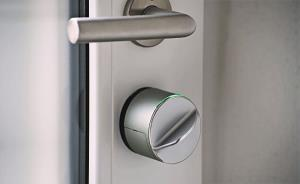 A smart lock that's secure and well-designed