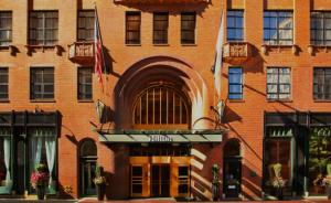 Salto electronic lock system secures Hilton Boston Downtown