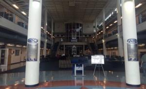 Tyco Security Products guards college in Florida