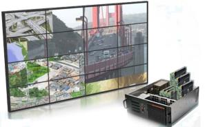 Titan Vision utilizes Matrox cards to power modular video wall solution