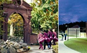 Kaba provides higher security for higher education at Ramapo College