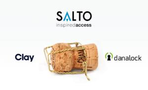 SALTO completes the acquisition of Clay and invests in  Poly-Control/Danalock