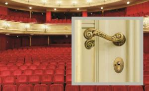 Deutsches Theater protected by ASSA ABLOY CLIQ access control