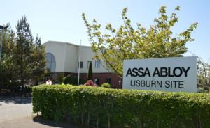 ASSA ABLOY Security Doors site accredited to ISO 14001