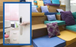 SMARTair wireless access control secures Funway Academic Resort student accommodation