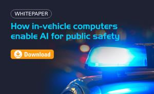Bringing AI to public safety with advanced vehicle license plate analysis