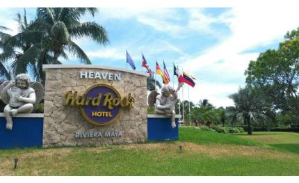 Hard Rock Hotel Riviera Maya trusts Hikvision for its security