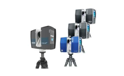 FARO launches the FocusS laser scanner