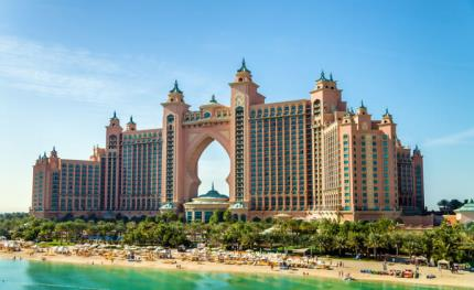 Traka continues to modernise Atlantis, The Palm's access control systems