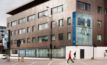 Genetec provides flexibility for Royal Pharmaceutical Society in London