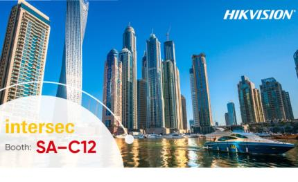 Hikvision showcases latest innovative technologies at Intersec 2020