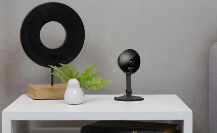 Say hello to TP-LINK KC120 smart home security camera