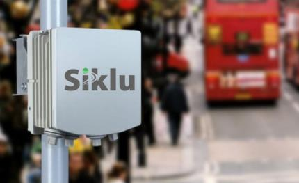 UK smart city initiative supported by Siklu millimeter wave technology