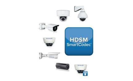 Avigilon introduces its HDSM SmartCodec technology for bandwidth management