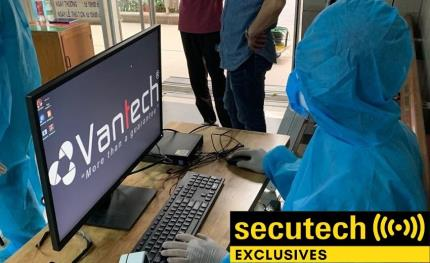 Secutech Exclusives: Vietnam distributor Vantech aids in COVID-19 efforts