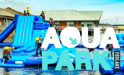 Dundee aqua park is equipped with Hikvision thermal video solution