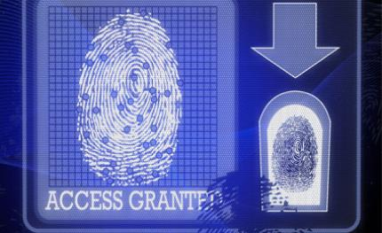 Biometric access control solutions
