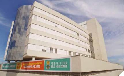Axis cameras adopted by public hospital in Belo Horizonte