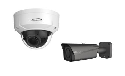 Speco Technologies reveals new 4MP bullet and dome IP cameras