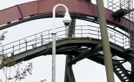 IndigoVision is a real thrill for UK park resort