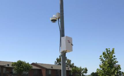 Wisenet Cameras help King City police reduce violence and improve safety