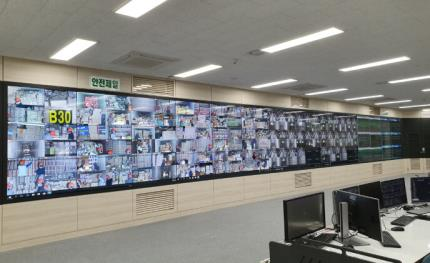 Korea's CJ Logistics installs Wisenet video surveillance solution