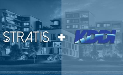 STRATIS IoT announces PaaS expansion with international partner KDDI