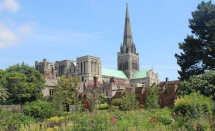 Comelit watches over prestigious Chichester Cathedral