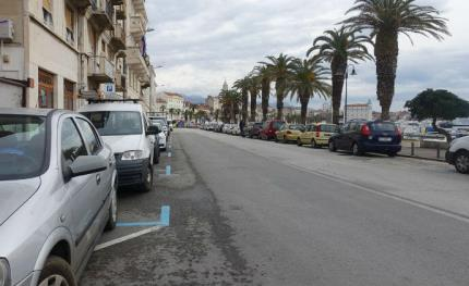Split introduces 1.500 smart on-street parking spaces with Nedap