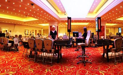 VIVOTEK's total surveillance systems deployed by casino in North Cyprus
