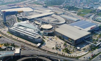 Avigilon and Megabangna Shopping Centre: a large-scale retail security solution