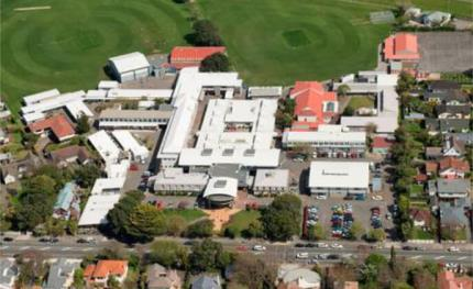 Access control improves security management at New Zealand high school