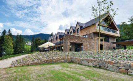 Security and hospitality at its best in the mountains with Axis