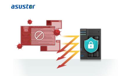 Don't WannaCry! ASUSTOR NAS keeps your data safe and secure